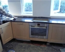 quartz worktop installation