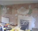 livingroom under work